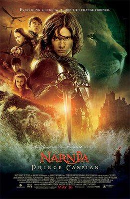 Хроники Нарнии: Принц Каспиан / смотреть онлайн
