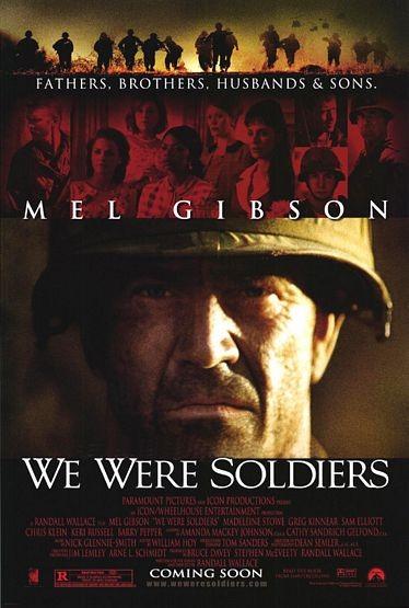 Подполковник Мур, заброшенный в тыл вьетнамцев с отрядом из 400 бойцов принимает на себя удар пятикратно превосходящих по численности сил противника..